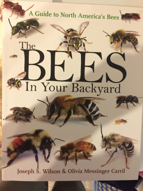 A great book if you really want to delve into the bees around you.